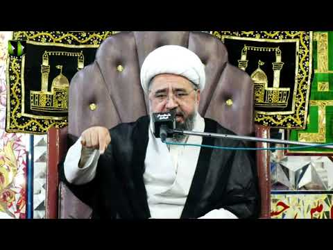 [Speech] Majlis -e- Barsi Imam Khomeini   H.I Muhammad Amin Shaheedi   11 June 2021   Urdu