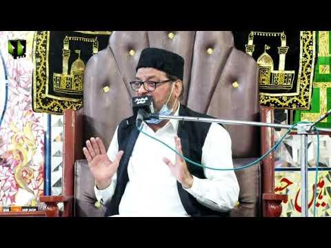 [Speech] Majlis -e- Barsi Imam Khomeini   Janab Nisar Qalandari   11 June 2021   Urdu