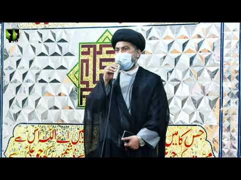 [Speech] Majlis -e- Barsi Imam Khomeini | Moulana Naseem Haider | 11 June 2021 | Urdu