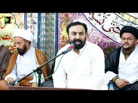 [Tarana] Majlis -e- Barsi Imam Khomeini   Nadeem Naqvi   11 June 2021   Urdu