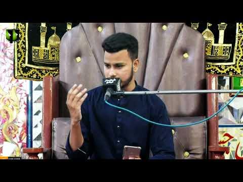 [Tarana] Majlis -e- Barsi Imam Khomeini   Br. Jari   11 June 2021   Urdu