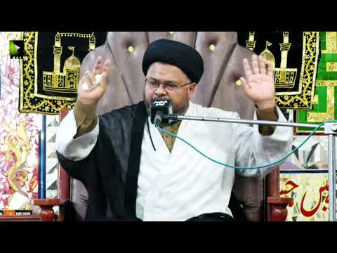 [Speech] Majlis -e- Barsi Imam Khomeini   Moulana Nazir Taqvi   11 June 2021   Urdu