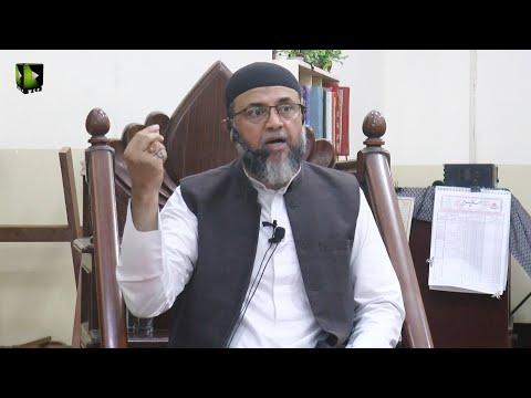 [Lecture] Imam Khomeini Ahad Saaz Shaksiyat   Moulana Ali Naqi Hashmi   12 June 2021   Urdu