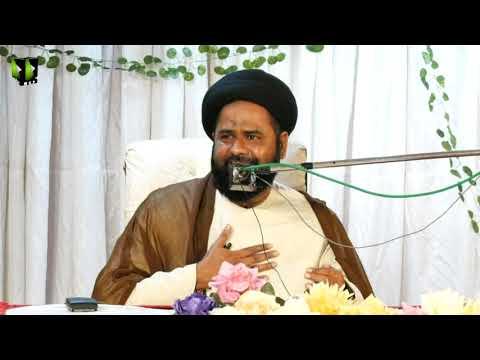 [Day 3] Ashara -e- Wilayat -o- Imamat   H.I Syed Ali Afzaal Rizvi   29 July 2021   Urdu