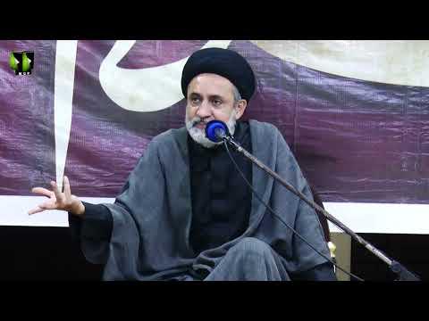 [3] Azadari, Rooh-e-Baydari Or Nusrat -e- Imam (as) | H.I Muhammad Haider Naqvi | Muharram 1443/2021 | Urdu