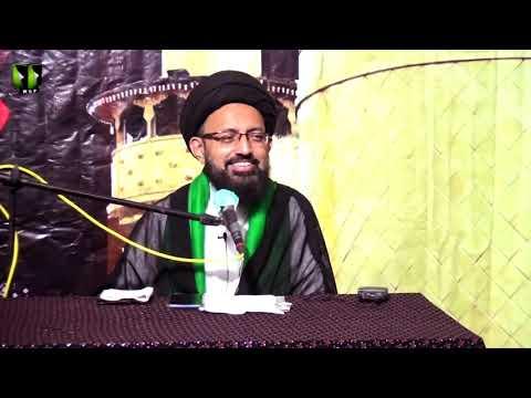 [4] Mehdavi Maashara, Ba Zaban -e- Imam Zamana (as) | H.I Sadiq Raza Taqvi | Muharram 1443/2021 | Urdu