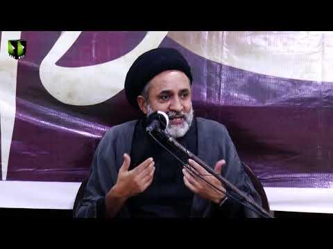 [5] Azadari, Rooh-e-Baydari Or Nusrat -e- Imam (as) | H.I Muhammad Haider Naqvi | Muharram 1443/2021 | Urdu