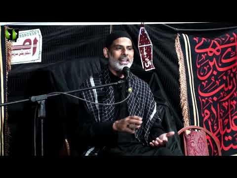 [3] Karbala Or Deen | Moulana Mubashir Haider Zaidi | Muharram 1443/2021 | Urdu