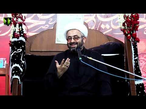 [9] Aza -e- Hussain (as) Muqadma -e- Zahoor | H.I Muhammad Ali Ghayyuri | Muharram 1443/2021 | Urdu
