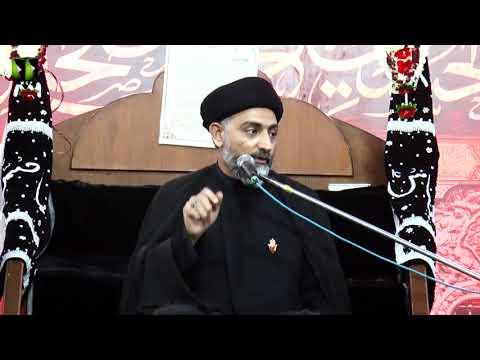 [8] Haqeqat -e- Deen Or Itta\'at | H.I Nusrat Abbas Bukhari | Muharram 1443/2021 | Urdu