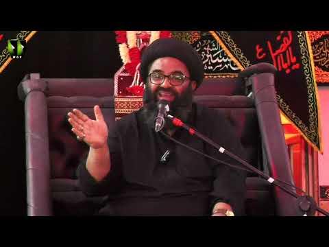 [9] Ahlay Zikar Or Karbala | H.I Kazim Abbas Naqvi | Muharram 1443/2021 | Urdu