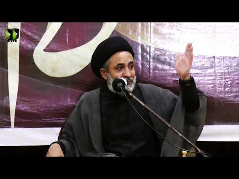 [7] Azadari, Rooh-e-Baydari Or Nusrat -e- Imam (as) | H.I Muhammad Haider Naqvi | Muharram 1443/2021 | Urdu
