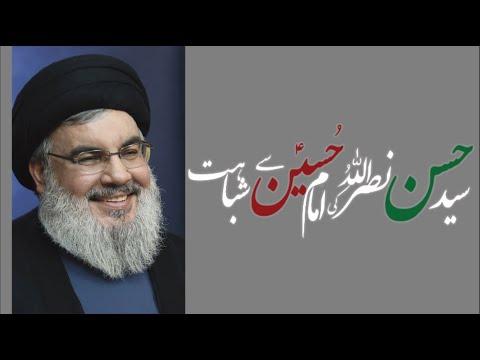 [Short Clip] Syed Hassan Nasrullah ki Imam Hussain a.s se Shabahat | H.I Muhammad Nawaz - Urdu