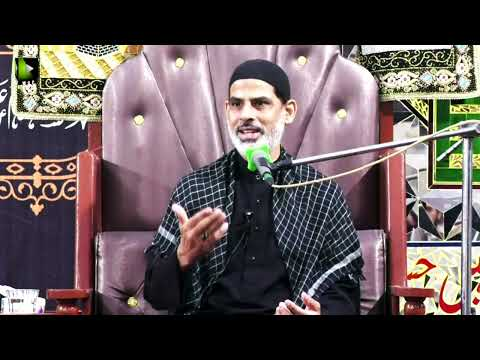 [2] Emaan Kay Asaraat | Moulana Mubashir Haider Zaidi | Muharram 1443/2021 | Urdu