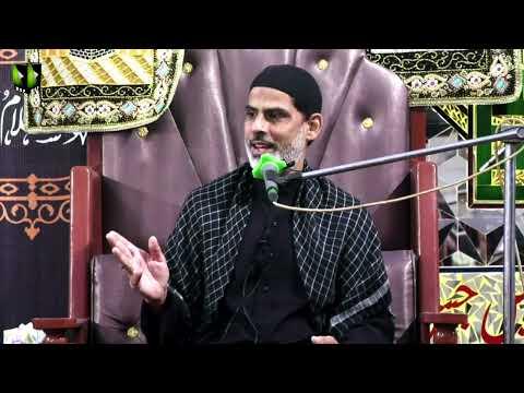 [4] Emaan Kay Asaraat | Moulana Mubashir Haider Zaidi | Muharram 1443/2021 | Urdu