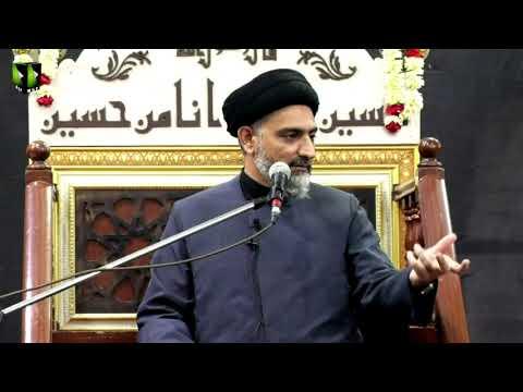 Majlis -e- Aza | H.I Nusrat Abbas Bukhari | 24th Muharram 1443/2021 | Urdu