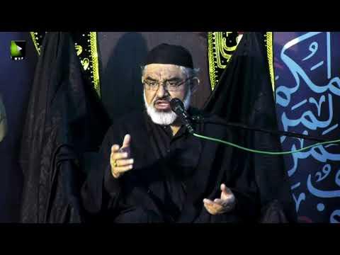 [1] Ebadat Say Ebodiyat Tak | H.I Ali Murtaza Zaidi | Safar 1443/2021 | Urdu
