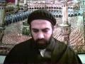 [3]Greater Sins Series - Who is a Shia? - Agha Hassan Mujtaba Rizvi - Urdu