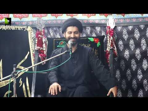 Majlis 3 | Moulana Syed Arif Shah Kazmi | 28th Safar 1443/2021 | Urdu