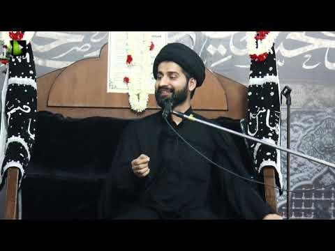 Majlis 1 | Moulana Syed Arif Shah Kazmi | 26th Safar 1443/2021 | Urdu