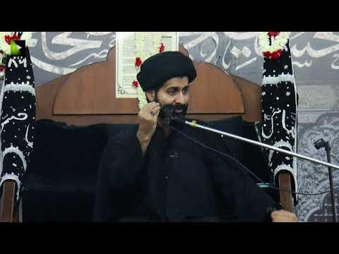 Majlis 2 | Moulana Syed Arif Shah Kazmi | 27th Safar 1443/2021 | Urdu