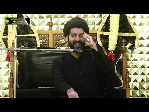 Majlis 4 | Moulana Syed Arif Shah Kazmi | 29th Safar 1443/2021 | Urdu