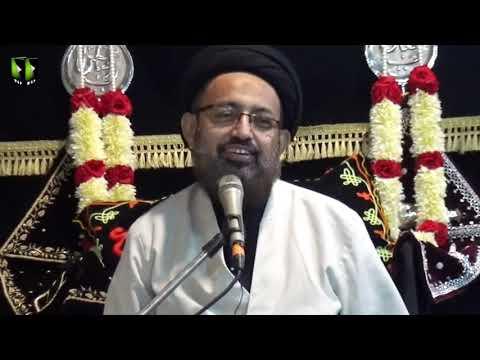 Majlis -e- Aza | Topic: Allah Kay Banaey Hoay Hadiyon Ke Sirfat & Hamari Zimadari | Urdu