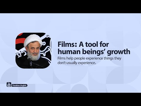 [Clip] Films: A tool for human beings' growth   Ali Reza Panahian   Farsi Sub English
