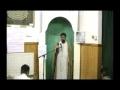 1_Importance of Eid-e-Meraj And Greed Of Money - Kotbate Joma - Rajab 27 2010 Molana Jan Ali Kazmi - Urdu