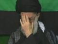 Azadari - Fatima Zahra remembrance - Attended by Ayatollah Khamenei  - Persian