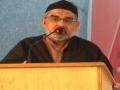 Wiladat Bibi Fatima (AS) and World Women Day Speech - AMZ - Urdu
