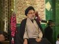 [7] H.I. Hasan Zafar Naqvi - اکمال دین - Azakhanae Zehra - Karachi - 7 Muharram 1433 - 3-12-2011 - Urdu