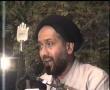 Islah E Azadari- Imam Hussain (a.s) crying on our Azadari - Jan Ali Kazmi - Part 1 - Urdu