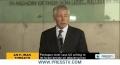 [22 April 2013] US israel pursue war agenda against Iran - English