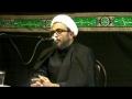 [04] Wisdom of Allah behind Testing his Servants - Maulana Wasi Hassan Khan - Safar 1434 - Urdu