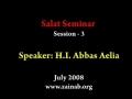Salaat Seminar in Seattle - Part 09 (abbasayleya.org) English