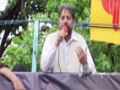 [مرکزی القدس ریلی] Speech : J. Saleek (Christen) - 26 Ramzan 2014 - Islamabad - Urdu