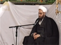 Shahadat Imam Musa Kadhim (AS) - Maulana Ghulam Hurr Shabbiri - May 2015 - Urdu