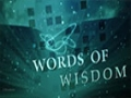 Words of Wisdom - HELPING THE OPPRESSED - English