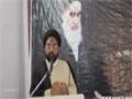 [Yaad-e-Khomeyni (R.A) 2015] Speech : Moulana Syed Taqi Raza Abedi - Hyderabad, India - Urdu