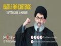 Battle for Existence | Sayyid Hashim Al-Haidari - Arabic sub English