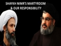 Shaykh Nimr\\\'s martyrdom & our responsibility | Sayyid Hasan Nasrallah - Arabic sub English